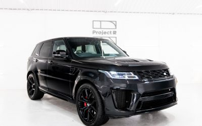 Is this all the car you would ever need? The 2018 Range Rover Sport SVR at Project-R.
