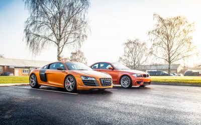 Two legendary cars come to Project-R for the BEST Paint Protection Film