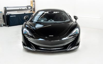 Record month at Project-R with THREE McLaren 600LT's