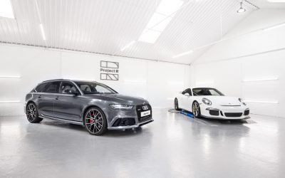 Is this the ideal two-car garage?